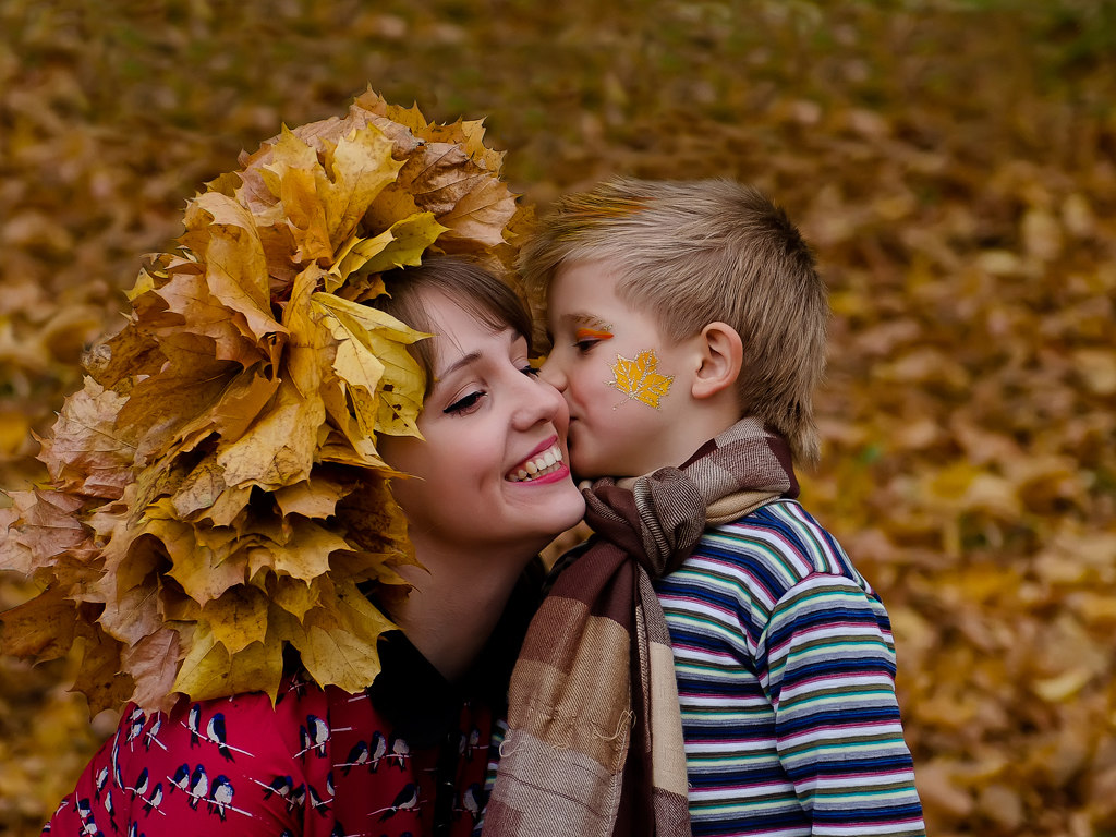 Реальная мать и сын 10 фотография