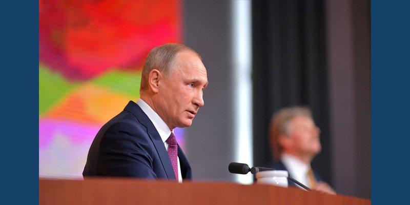 Американские СМИ увидели непреклонную волю Путина