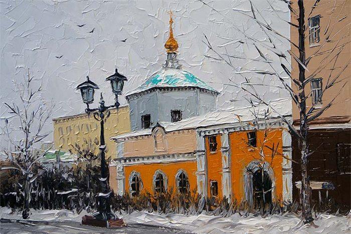 художник Александр Воля картины - 09