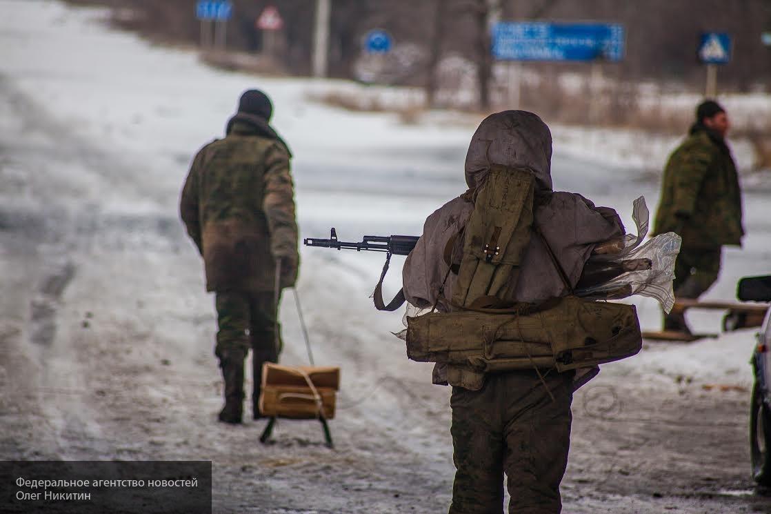 В ЛНР сообщили, что ВСУ прячут вооружения и технику от ОБСЕ