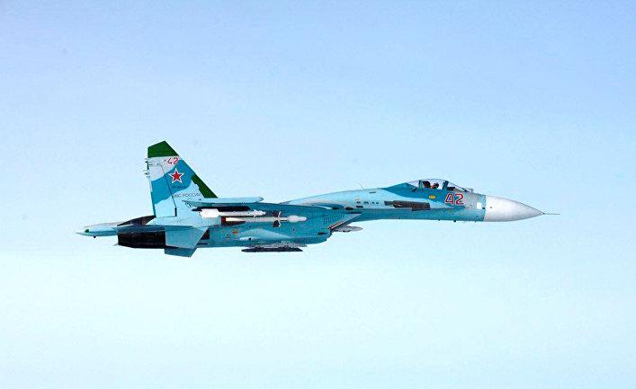 Пилот немецких ВВС в интервью: «Вот как путинские пилоты провоцируют нас над Балтикой»