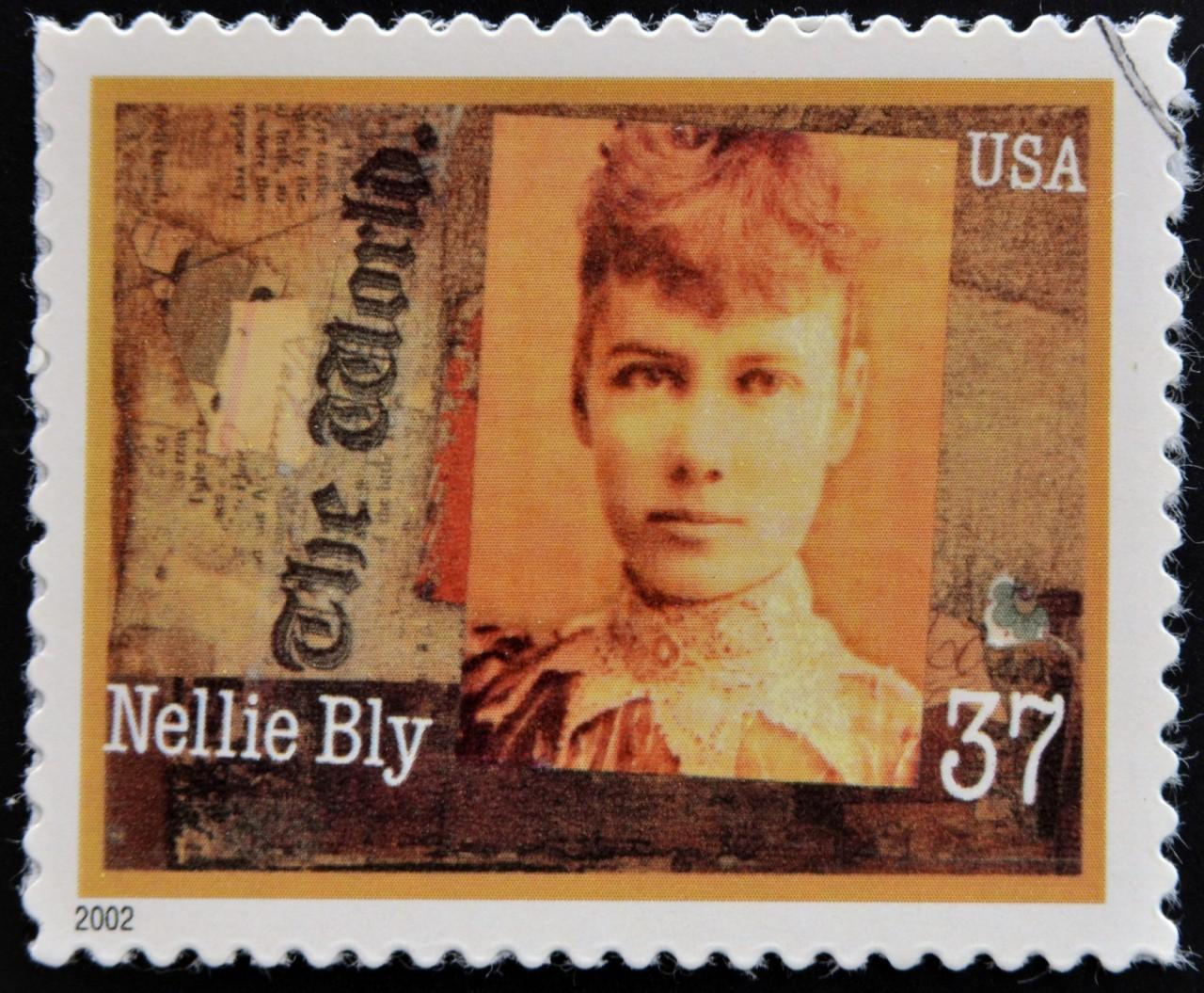 Победа и поражение Нелли Блай