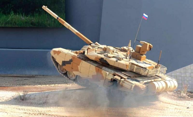 Военный экспорт России захватывает новые рынки
