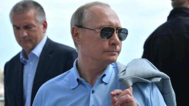 Munchner Merkur: у Путина все под контролем, и в этом нет ничего плохого.