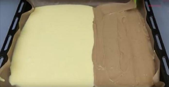 Как испечь вкусный тортик без возни к коржами?! Только взгляни, что придумала эта хозяйка