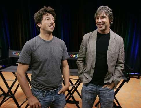 Ларри Пейдж и Сергей Брин – сооснователи Google. Ларри – отец двоих детей (2009 и 2011 года рождения), у Сергея также двое детей (2008 и 2011). Состояние каждого бизнесмена оценивается в 25 млрд долларов.