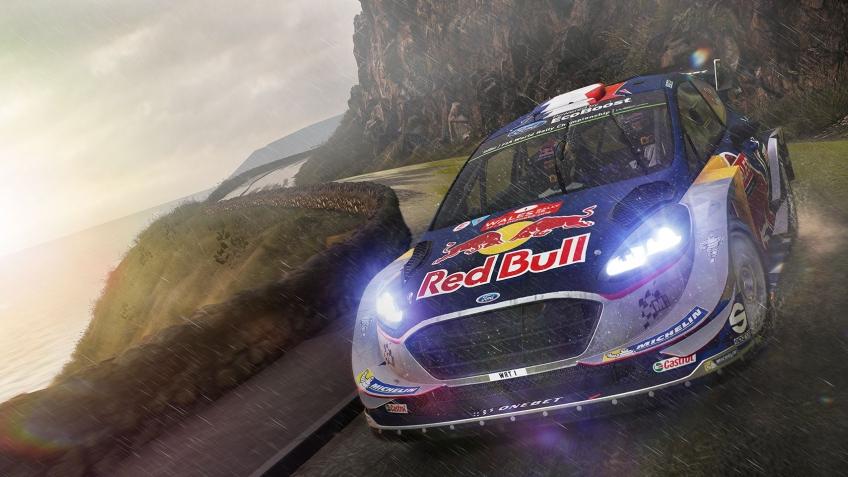 Обзор WRC 7. Багги и баги