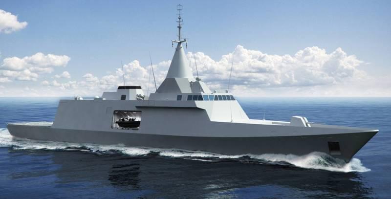 В Малайзии спустят на воду новый корабль прибрежной зоны
