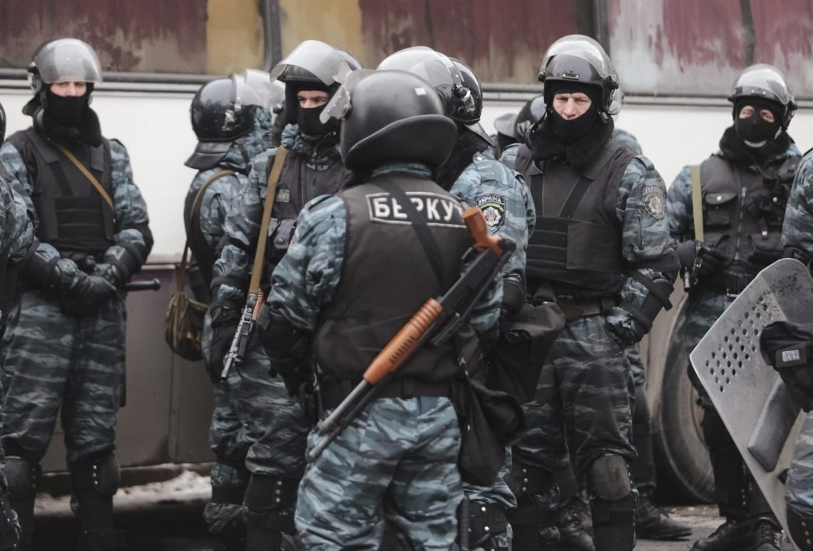 Немыслимое творится в Одессе