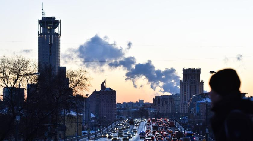 Аномальные морозы пришли в Москву надолго