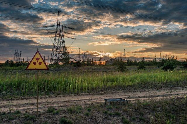 Александр Роджерс: «Прощай, мирный атом и Украина»!