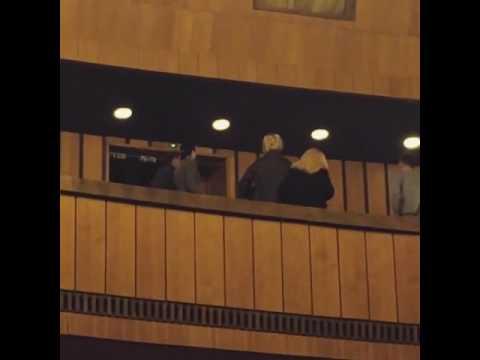 Травиата по-украински: В оперном театре Днепра женщина ударила мужчину молотком по голове