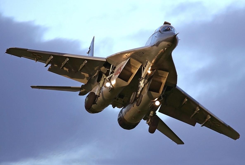Модернизированный истребитель МиГ-29СМТ может то, на что не способны самолеты НАТО.