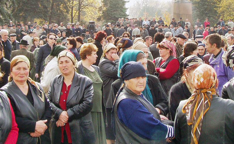 Кавказ достали клановость и кумовство