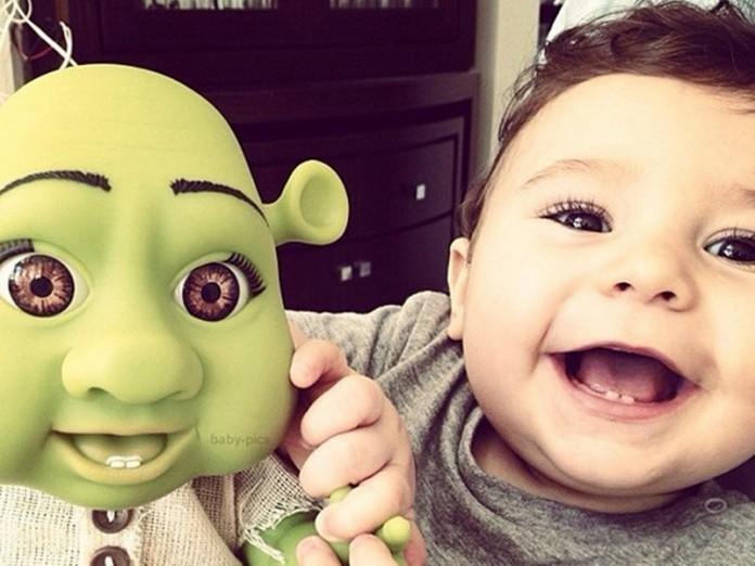 20 деток, которые очень похожи на своих кукол, просто умиление