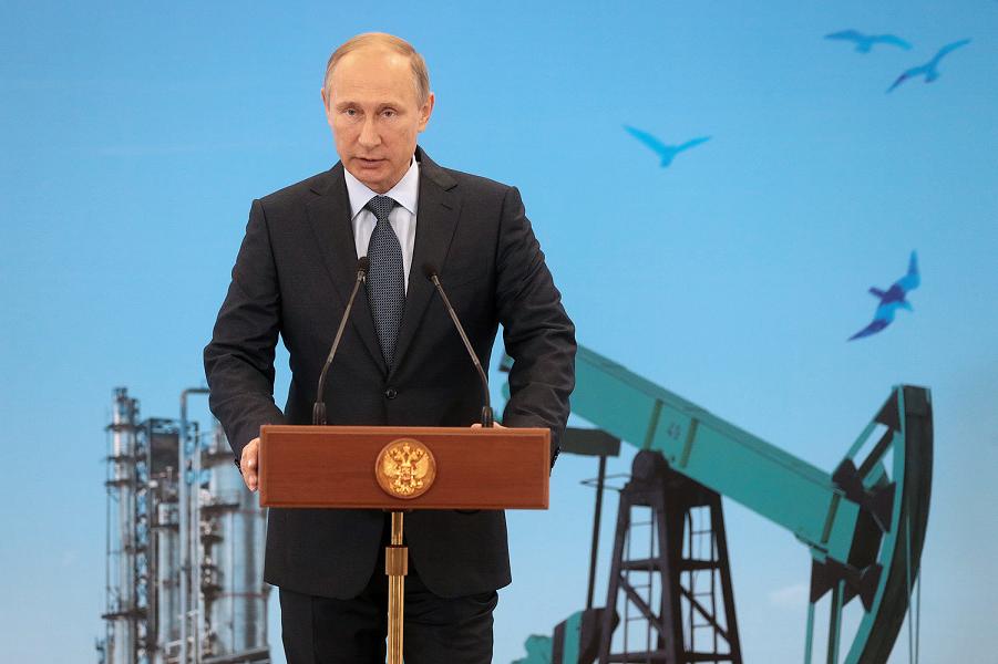 Путин – крепкий орешек