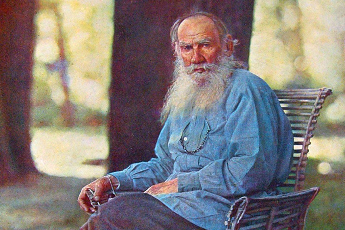 Неизвестный Лев Толстой