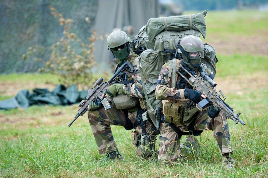 Контракт на поставку французской армии автоматических винтовок HK416F заключен
