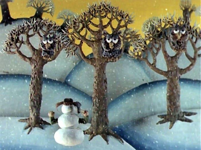 Мультфильм «Падал прошлогодний снег» и цензура