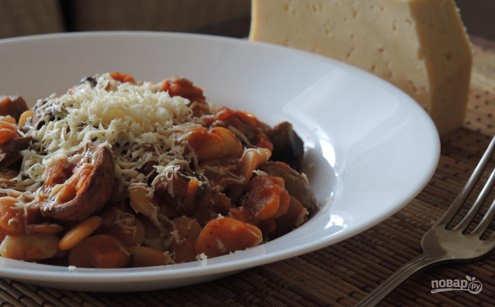 Рецепт пряного, сытного и ароматного блюда.