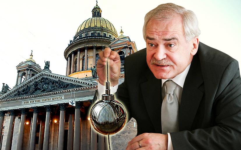 """У директора музея Исаакиевского собора """"сдало здоровье"""""""