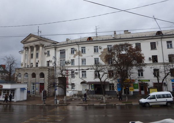 Зарисовки депрессивного района Севастополя (ФОТО)