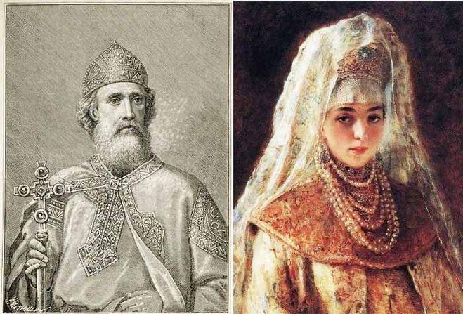 Рогнеда--княжна Полоцкая