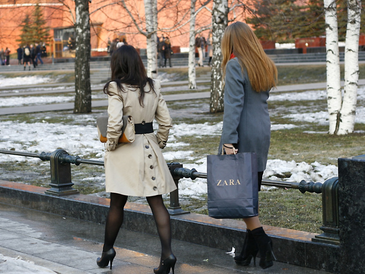 Куда девает деньги среднестатистическая москвичка?