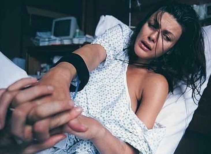 Обычная медсестра