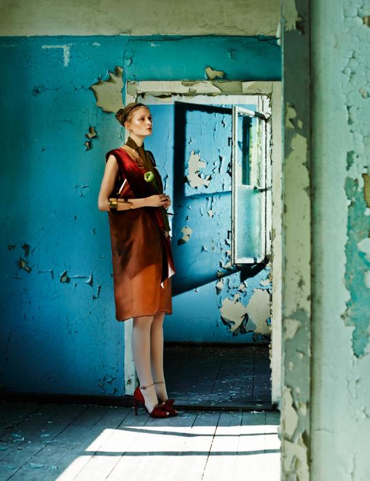 Концептуально-художественные фотографии от фотографа Елизаветы Породиной (Elizaveta Porodina).