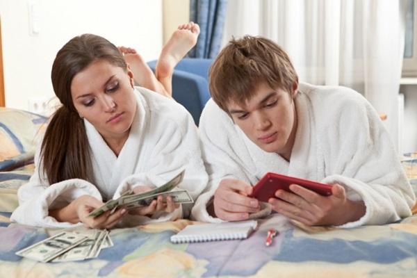 Зарплата жены – это НЕ семейный бюджет?