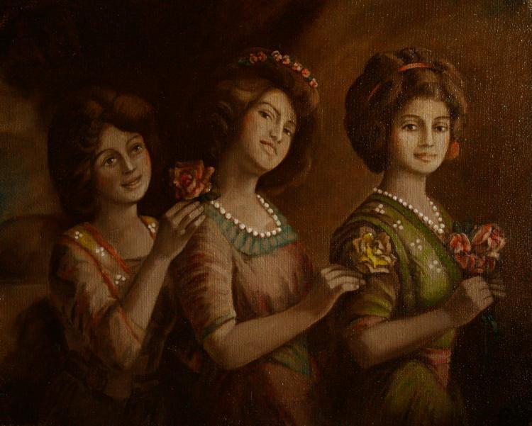 Три сестры и Судьба
