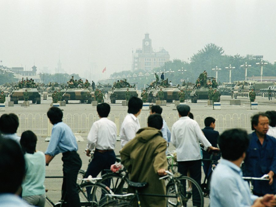 """События на площади Тяньаньмэнь: как Китай отказался от """"горбачёвщины"""" и выбрал свой путь"""