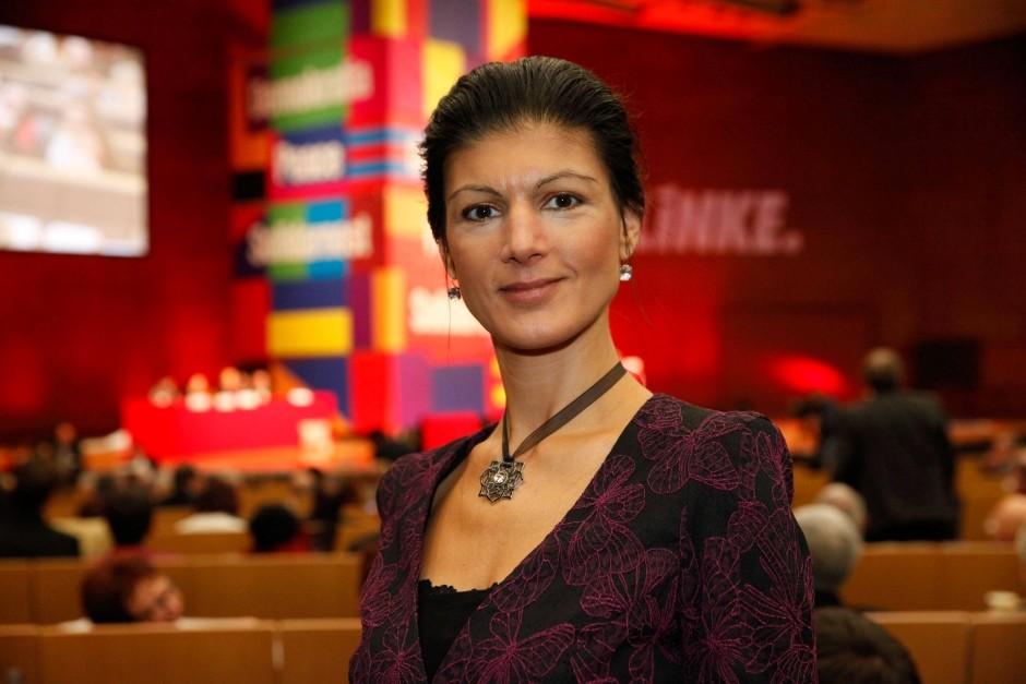 Сара Вагенкнехт: «О российской политике Трампа судить пока рано!»