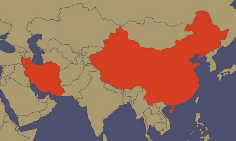 Трамп стравливает Иран и Китай