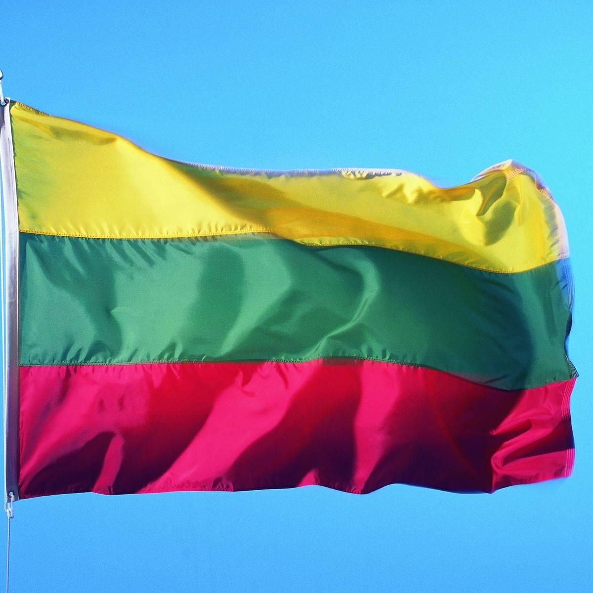 Литва: ложь как основа госполитики