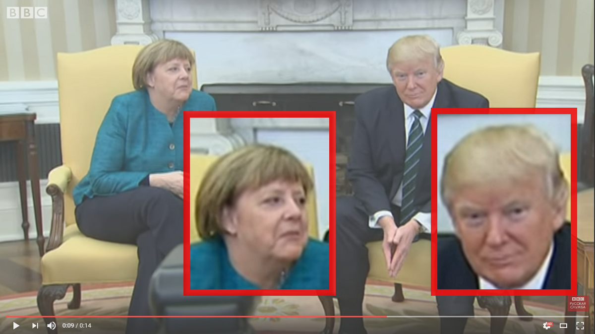 Дональд Трамп вновь унизил Ангелу Меркель, напомнив ей об огромном долге