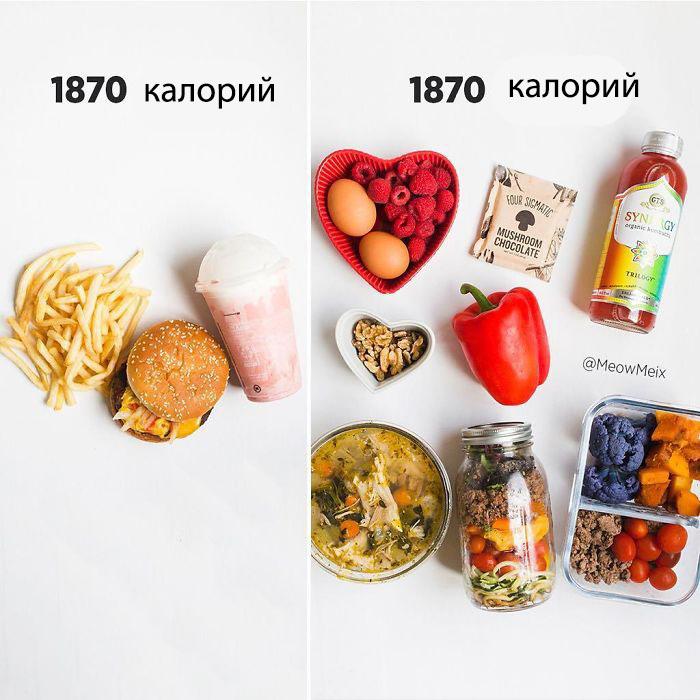 Фуд-блогер подсказала, как правильно худеть, заменив привычные продукты