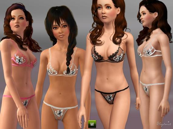 Женское белье от skystars5