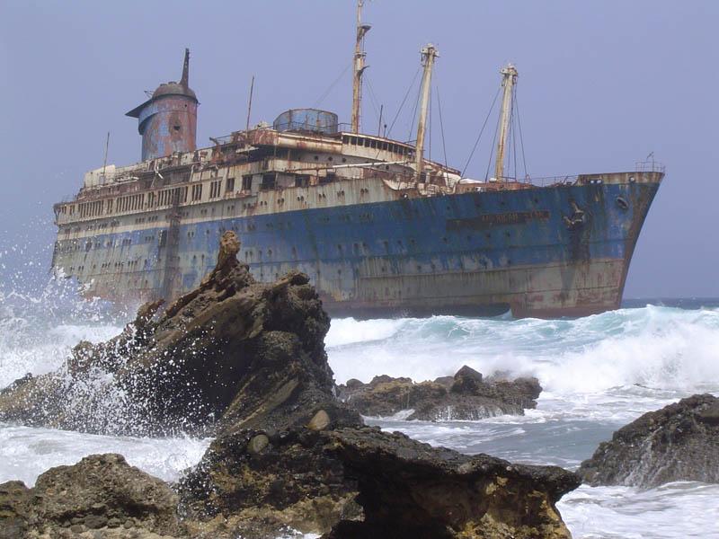 У берегов острова Фуэртевентура — одного из большой Канарской четверки. (WOLLEX)