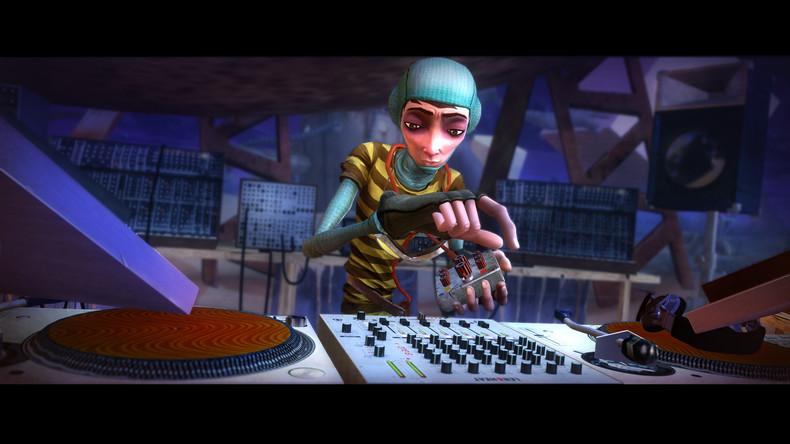 Странная игра «Ловец звуков» вышла на РС