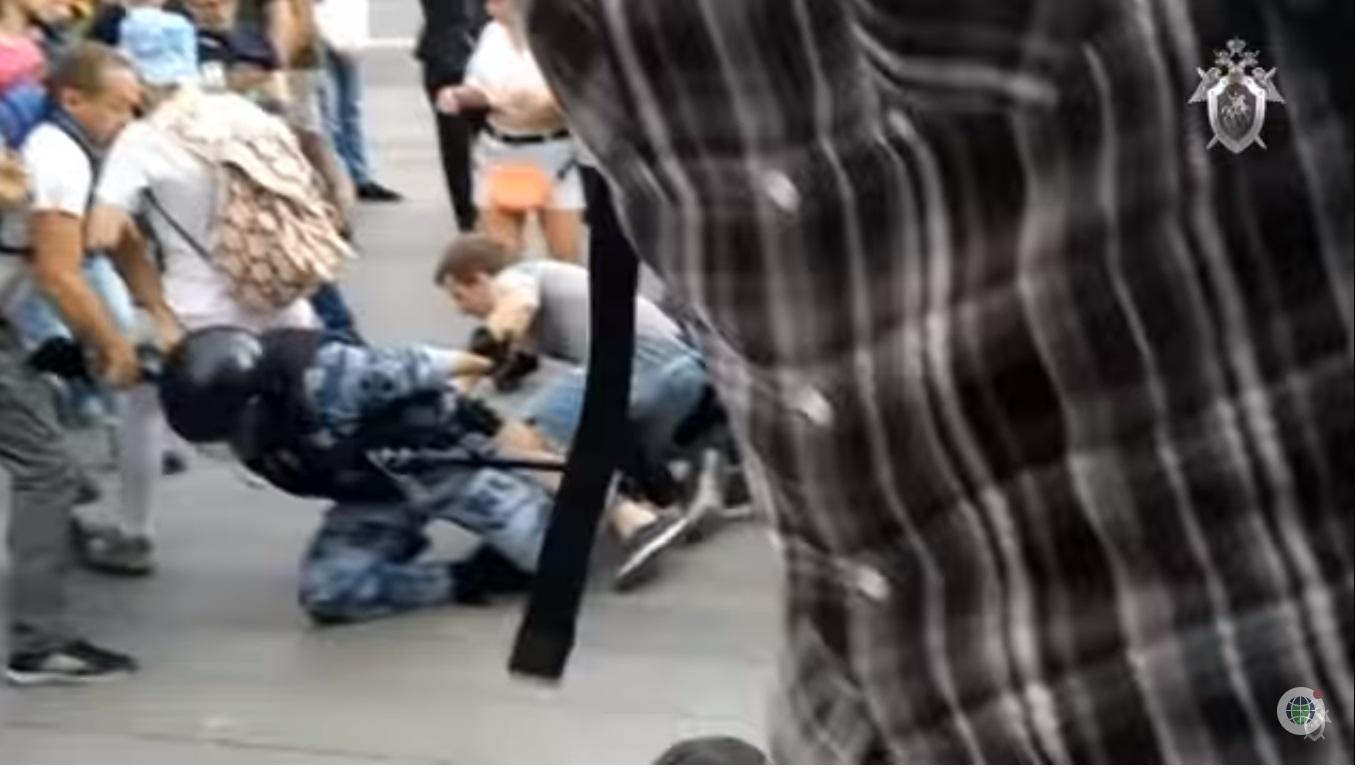 """""""Время принимать решение"""": СК опубликовал ролик о протестах в Москве"""