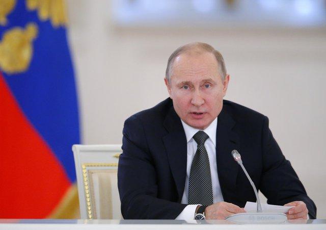 Путин: ключевая задача - повышение доходов граждан.