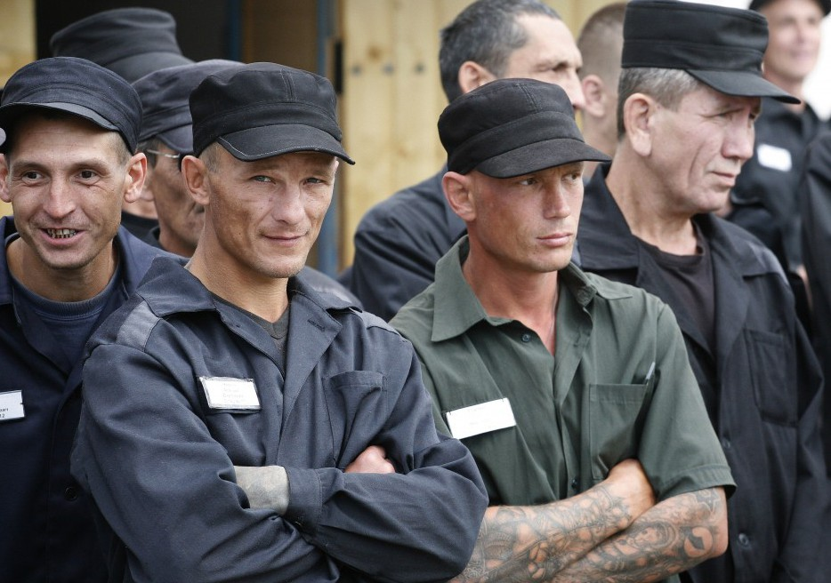 Педерастия в тюрмах и зонах россии