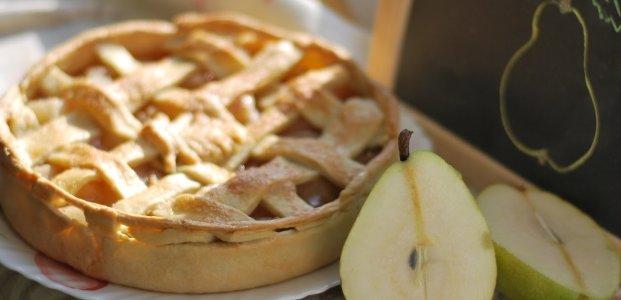 Пирог с грушей – 5 вкусных рецептов