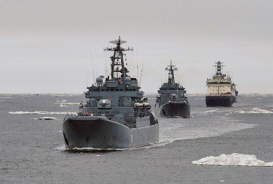 Минобороны передана в пользование часть акватории Каспийской бухты