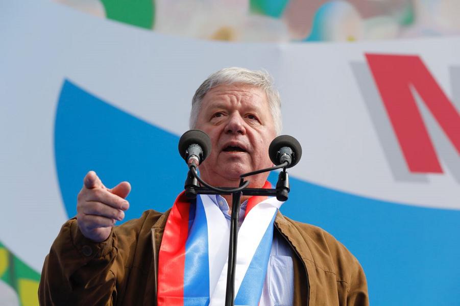 Шмаков предложил повысить МРОТ до 25 тыс рублей!