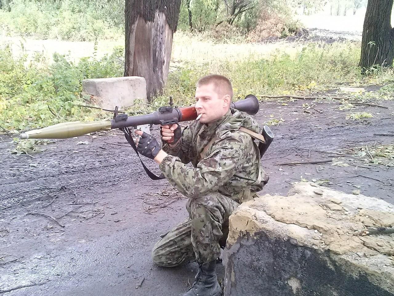 """""""Француз"""" опроверг свою причастность к убийству командира ополченцев Гиви"""