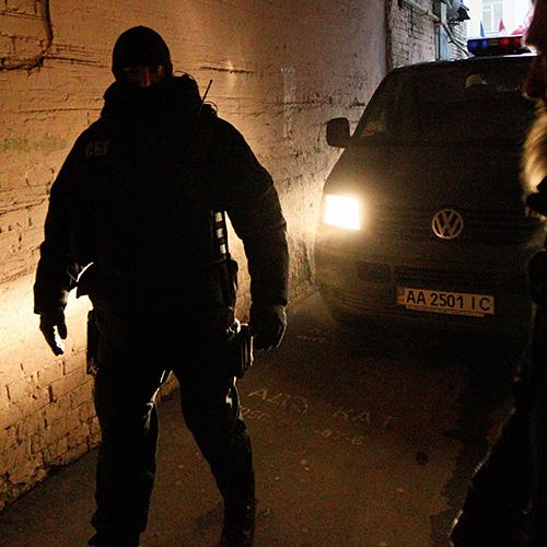 В Киеве задержан главный редактор интернет-издания «Страна.ua» Игорь Гужва