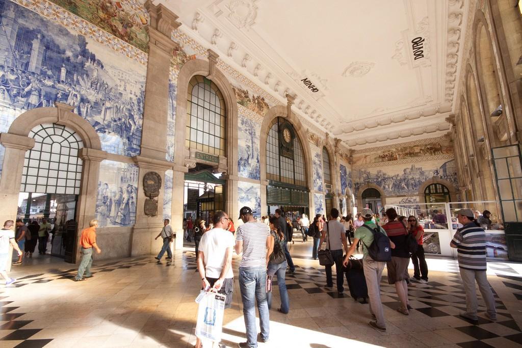 Самые красивые вокзалы мира